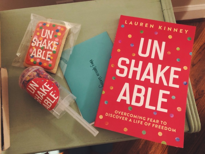 Your Next Read:Unshakeable
