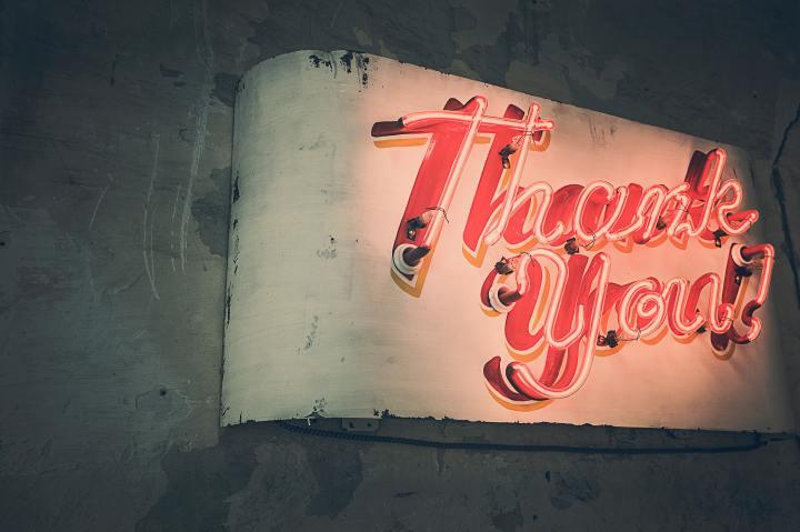 The Power Behind a GratefulHeart.