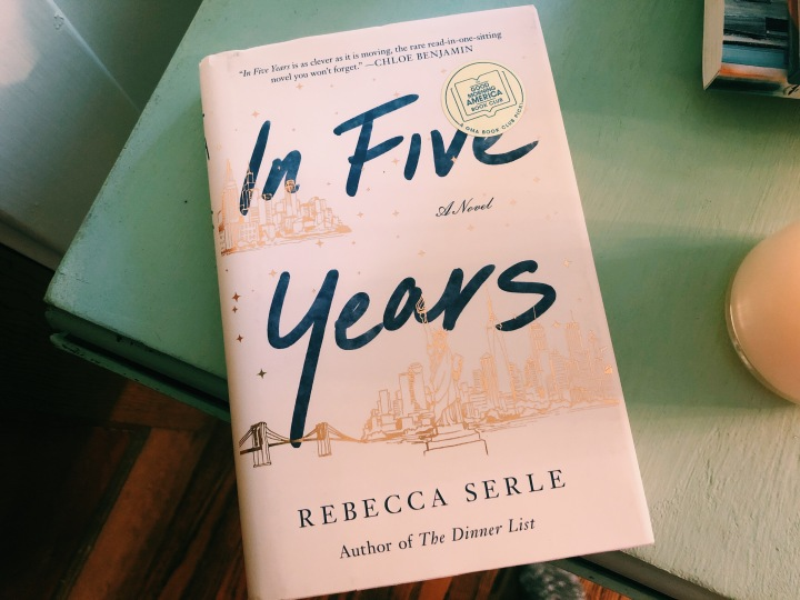 Your Next Read: In FiveYears