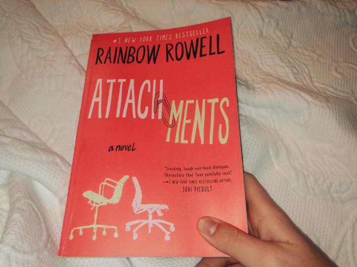 Your Next Read: Attachments by RainbowRowell