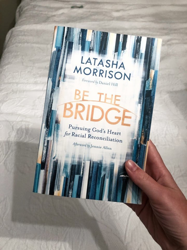 Your Next Read: Be The Bridge