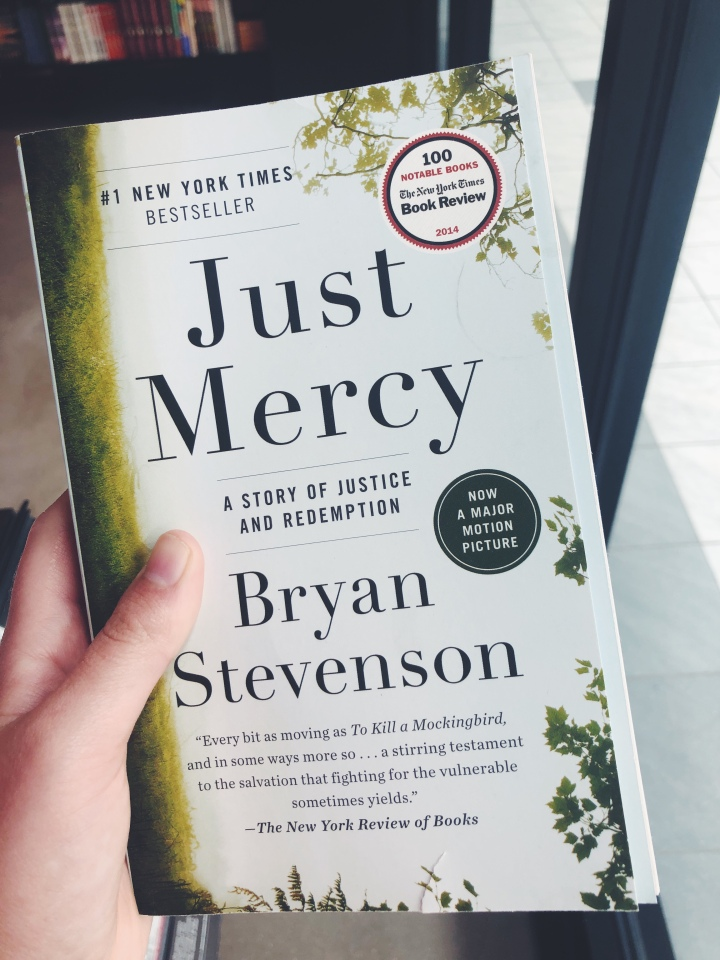 Your Next Read: JustMercy