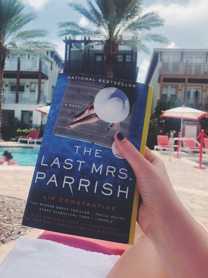 Your Next Read: The Last Mrs. Parrish by LivConstantine