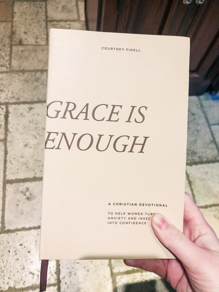 Your Next Read: Grace Is Enough by Courtney Fidell