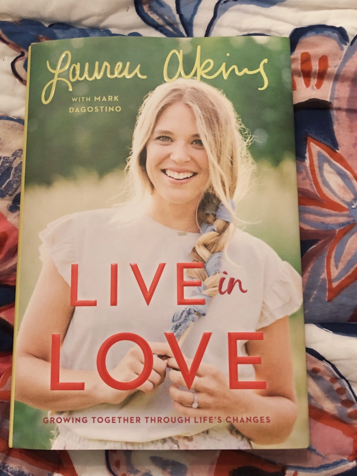 Your Next Read: Live in Love by LaurenAkins