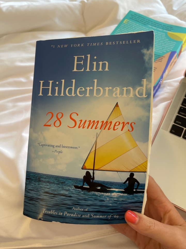 Your Next Read: 28 Summers by ElinHilderbrand