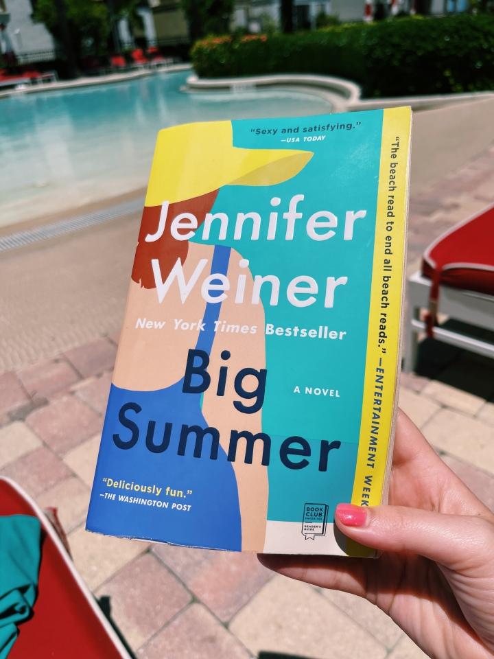 Your Next Read: Big Summer by JenniferWeiner