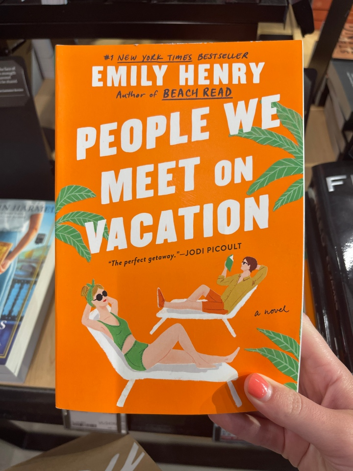 Your Next Read: People We Meet on Vacation by EmilyHenry