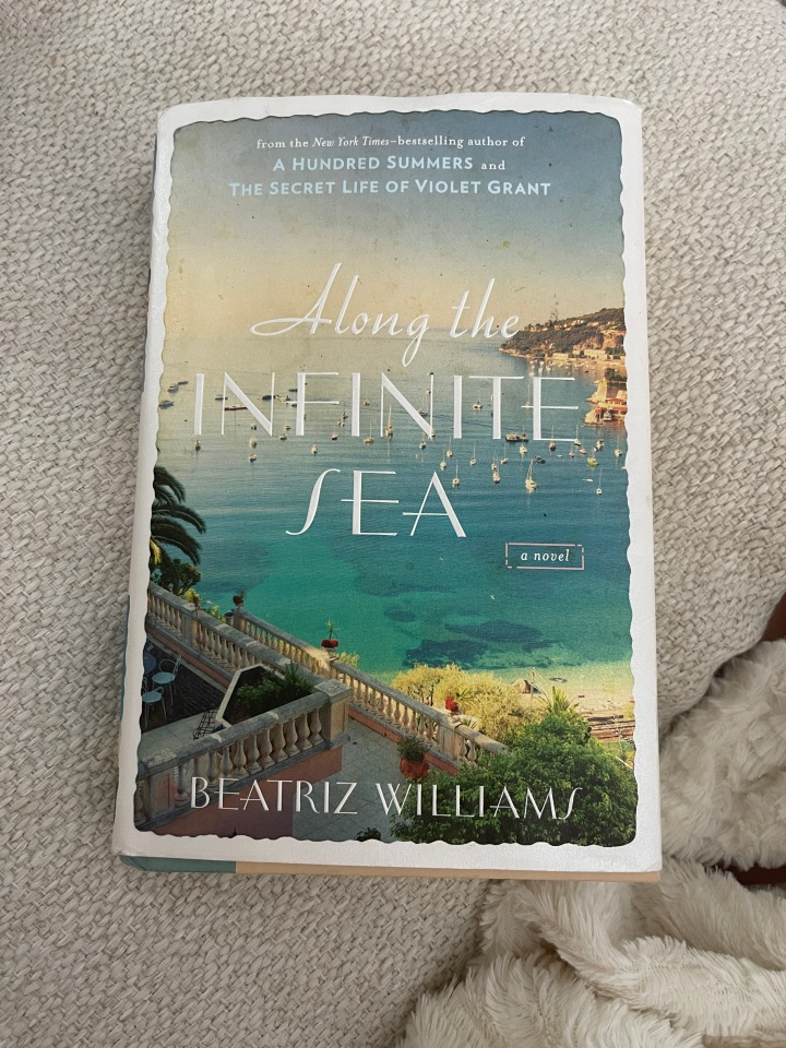 Your Next Read: Along the Infinite Sea by BeatrizWilliams